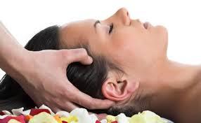 masaje cabeza