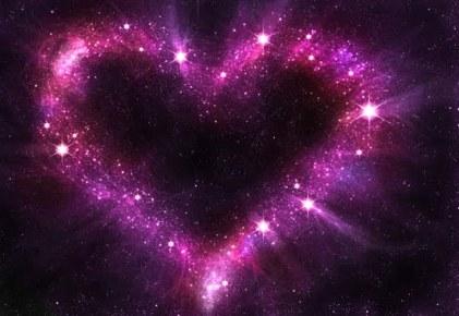 corazon universo
